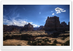 Canyonlands HD Wide Wallpaper for 4K UHD Widescreen desktop & smartphone