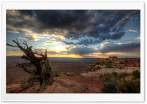 Canyonlands Overlook HD Wide Wallpaper for Widescreen
