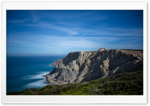 Cape Espichel, Portugal HD Wide Wallpaper for Widescreen