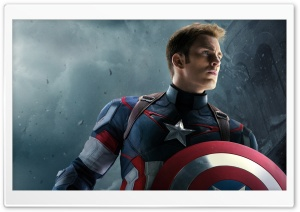 Captain America HD Wide Wallpaper for Widescreen