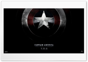 Captain America (2011) - The First Avenger HD Wide Wallpaper for 4K UHD Widescreen desktop & smartphone