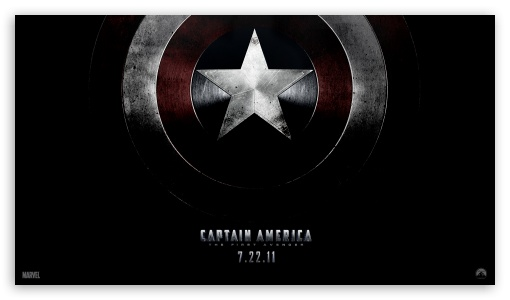 Captain America (2011) - The First Avenger HD wallpaper for HD 16:9 High Definition WQHD QWXGA 1080p 900p 720p QHD nHD ; Mobile 16:9 - WQHD QWXGA 1080p 900p 720p QHD nHD ;