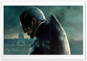 Captain America 2 2014 Movie HD Wide Wallpaper for Widescreen