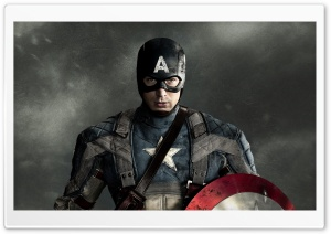 Captain America HD Wide Wallpaper for 4K UHD Widescreen desktop & smartphone