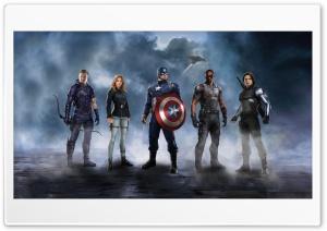 Captain America Civil War Ultra HD Wallpaper for 4K UHD Widescreen desktop, tablet & smartphone