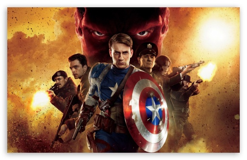 Captain America Movie HD wallpaper for Wide 16:10 5:3 Widescreen WHXGA WQXGA WUXGA WXGA WGA ; HD 16:9 High Definition WQHD QWXGA 1080p 900p 720p QHD nHD ; Standard 4:3 5:4 3:2 Fullscreen UXGA XGA SVGA QSXGA SXGA DVGA HVGA HQVGA devices ( Apple PowerBook G4 iPhone 4 3G 3GS iPod Touch ) ; iPad 1/2/Mini ; Mobile 4:3 5:3 3:2 16:9 5:4 - UXGA XGA SVGA WGA DVGA HVGA HQVGA devices ( Apple PowerBook G4 iPhone 4 3G 3GS iPod Touch ) WQHD QWXGA 1080p 900p 720p QHD nHD QSXGA SXGA ;