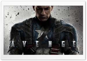 Captain America Movie 2011 HD Wide Wallpaper for Widescreen