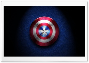 Captain America Shield HD Wide Wallpaper for 4K UHD Widescreen desktop & smartphone