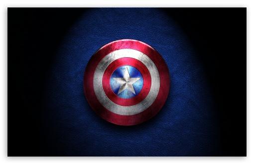 Download Captain America Shield HD Wallpaper