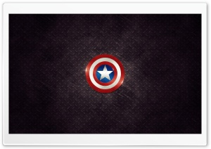 Captain America Shield Background HD Wide Wallpaper for Widescreen