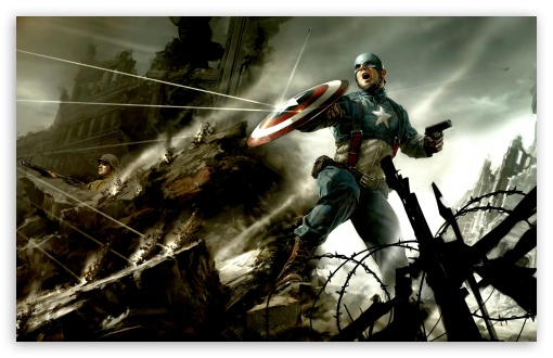 Captain America The First Avenger ❤ 4K UHD Wallpaper for Wide 16:10 Widescreen WHXGA WQXGA WUXGA WXGA ; 4K UHD 16:9 Ultra High Definition 2160p 1440p 1080p 900p 720p ; UHD 16:9 2160p 1440p 1080p 900p 720p ; Mobile 16:9 - 2160p 1440p 1080p 900p 720p ;