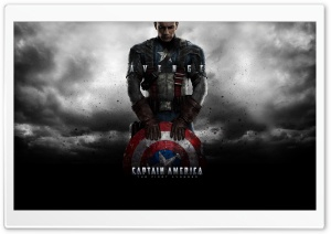 Captain America The First Avenger HD Wide Wallpaper for 4K UHD Widescreen desktop & smartphone