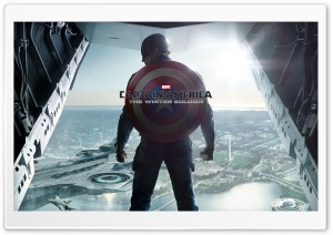 Captain America The Winter Soldier HD Wide Wallpaper for Widescreen