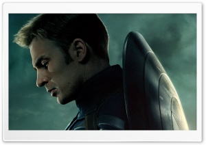 Captain America The Winter Soldier Chris Evans HD Wide Wallpaper for Widescreen