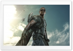 Captain America The Winter Soldier Falcon HD Wide Wallpaper for Widescreen