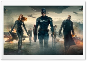 Captain America The Winter Soldier HD HD Wide Wallpaper for Widescreen