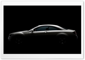 Car Black HD Wide Wallpaper for Widescreen