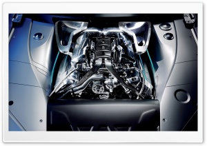 Car Engine 2 HD Wide Wallpaper for Widescreen