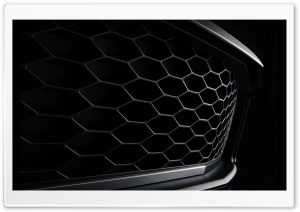 Car Grill HD Wide Wallpaper for Widescreen
