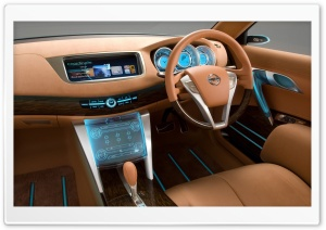 Car Interior 107 HD Wide Wallpaper for Widescreen