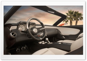 Car Interior 108 HD Wide Wallpaper for Widescreen