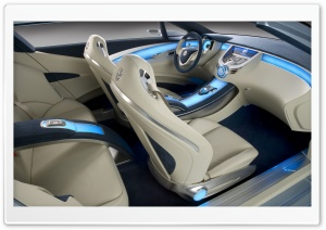 Car Interior 111 HD Wide Wallpaper for Widescreen