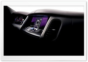 Car Interior 41 HD Wide Wallpaper for Widescreen