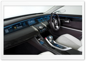Car Interior 55 HD Wide Wallpaper for Widescreen