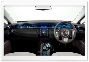 Car Interior 56 HD Wide Wallpaper for Widescreen