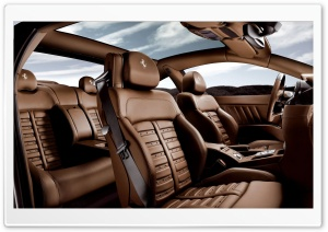 Car Interior 57 HD Wide Wallpaper for Widescreen