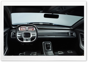 Car Interior 61 HD Wide Wallpaper for Widescreen