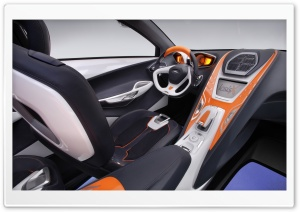 Car Interior 72 HD Wide Wallpaper for Widescreen