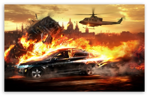 Car On Fire HD wallpaper for Wide 16:10 5:3 Widescreen WHXGA WQXGA WUXGA WXGA WGA ; HD 16:9 High Definition WQHD QWXGA 1080p 900p 720p QHD nHD ; Standard 4:3 5:4 3:2 Fullscreen UXGA XGA SVGA QSXGA SXGA DVGA HVGA HQVGA devices ( Apple PowerBook G4 iPhone 4 3G 3GS iPod Touch ) ; iPad 1/2/Mini ; Mobile 4:3 5:3 3:2 16:9 5:4 - UXGA XGA SVGA WGA DVGA HVGA HQVGA devices ( Apple PowerBook G4 iPhone 4 3G 3GS iPod Touch ) WQHD QWXGA 1080p 900p 720p QHD nHD QSXGA SXGA ;