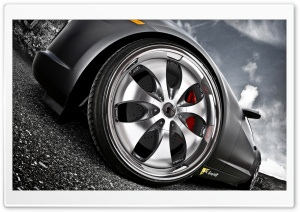 Car Rim HD Wide Wallpaper for Widescreen
