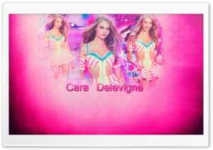Cara Delevigne HD Wide Wallpaper for Widescreen