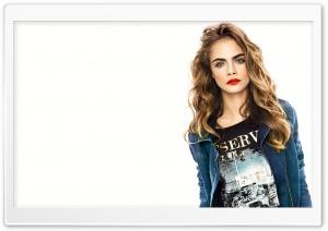 Cara Delevingne Ultra HD Wallpaper for 4K UHD Widescreen desktop, tablet & smartphone
