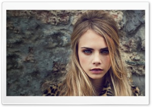 Cara Delevingne Better Ultra HD Wallpaper for 4K UHD Widescreen desktop, tablet & smartphone