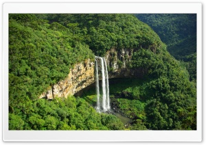 Caracol Falls HD Wide Wallpaper for Widescreen
