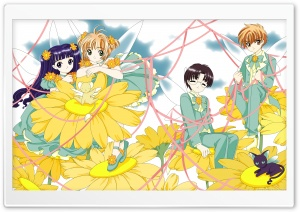 Cardcaptor Sakura HD Wide Wallpaper for 4K UHD Widescreen desktop & smartphone
