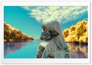 Careful Infrared Photography HD Wide Wallpaper for 4K UHD Widescreen desktop & smartphone