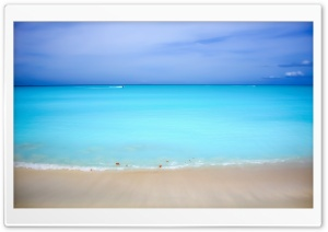 Caribbean Beach HD Wide Wallpaper for Widescreen