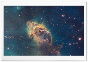 Carina Nebula, Space HD Wide Wallpaper for 4K UHD Widescreen desktop & smartphone