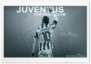 Carlos Tevez HD Wide Wallpaper for Widescreen
