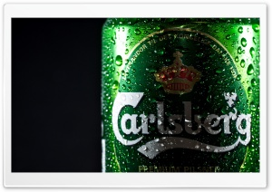 Carlsberg Beer Ultra HD Wallpaper for 4K UHD Widescreen desktop, tablet & smartphone