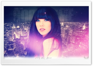 Carly Rae Japsen -  Good Times HD Wide Wallpaper for Widescreen