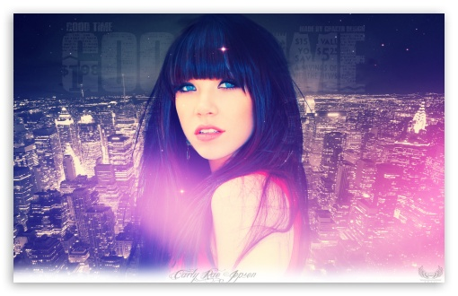 Carly Rae Japsen -  Good Times HD wallpaper for Wide 16:10 5:3 Widescreen WHXGA WQXGA WUXGA WXGA WGA ; HD 16:9 High Definition WQHD QWXGA 1080p 900p 720p QHD nHD ; Mobile 5:3 16:9 - WGA WQHD QWXGA 1080p 900p 720p QHD nHD ;