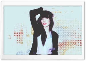 Carly Rae Jepsen HD Wide Wallpaper for Widescreen