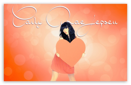 Carly Rae Jepsen Heart HD wallpaper for Wide 16:10 5:3 Widescreen WHXGA WQXGA WUXGA WXGA WGA ; HD 16:9 High Definition WQHD QWXGA 1080p 900p 720p QHD nHD ; Standard 3:2 Fullscreen DVGA HVGA HQVGA devices ( Apple PowerBook G4 iPhone 4 3G 3GS iPod Touch ) ; Mobile 5:3 3:2 16:9 - WGA DVGA HVGA HQVGA devices ( Apple PowerBook G4 iPhone 4 3G 3GS iPod Touch ) WQHD QWXGA 1080p 900p 720p QHD nHD ;