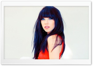 Carly Rae Jepsen Hot HD Wide Wallpaper for Widescreen