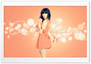 Carly Rae Jepsen Love HD Wide Wallpaper for Widescreen